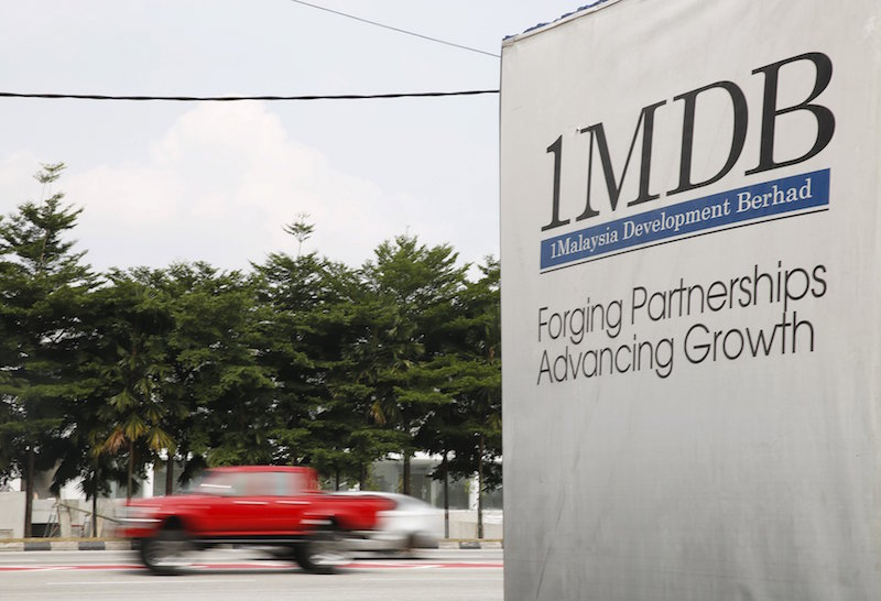 According to the DoJ's filing, it alleged the funds to be the result of the embezzlement of over US$4 billion at Malaysia's 1MDB, which the perpetrators laundered for bribe payments or to fund their lavish personal lifestyles. — Reuters pic