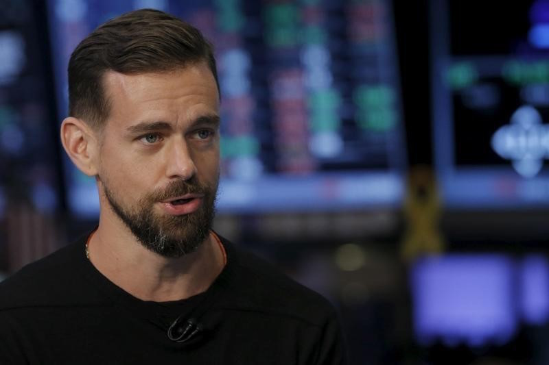 Twitter chief Jack Dorsey said in a tweet that he and Jay-Z are giving 500 bitcoin to fund an independent endowment called 'Btrust.' — Reuters pic