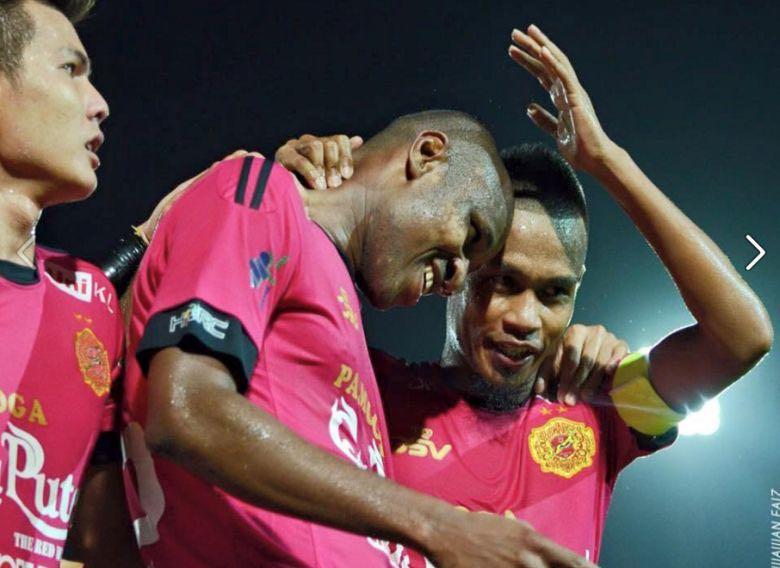 File photo of Kelantan FC players. — Photo courtesy of Facebook/Kelantan FC