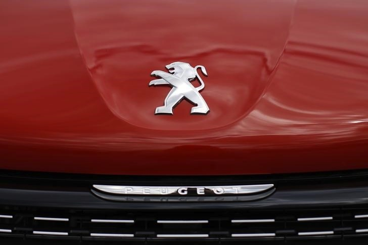 PSA, which groups the Peugeot, Citroen, DS, Opel and Vauxhall brands, said the pandemic had boosted online sales and it expected to sell 100,000 vehicles this way in 2021, up from 40,000 last year. — Reuters pic