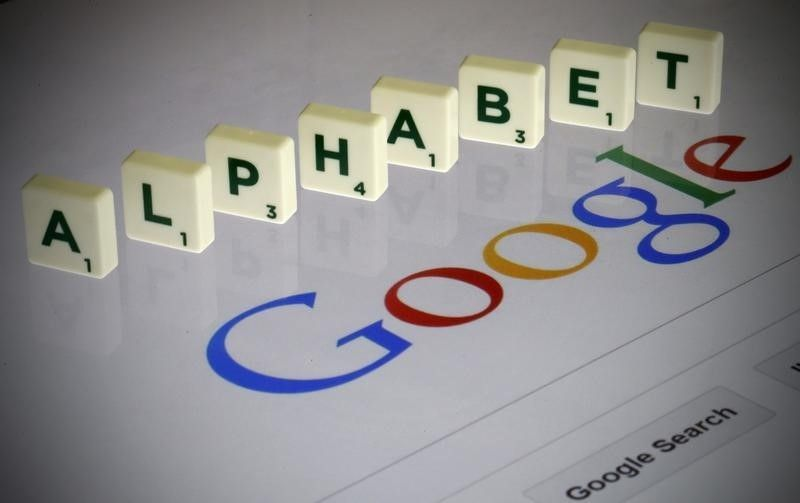 Alphabet profit rockets, fuelled by Google ads