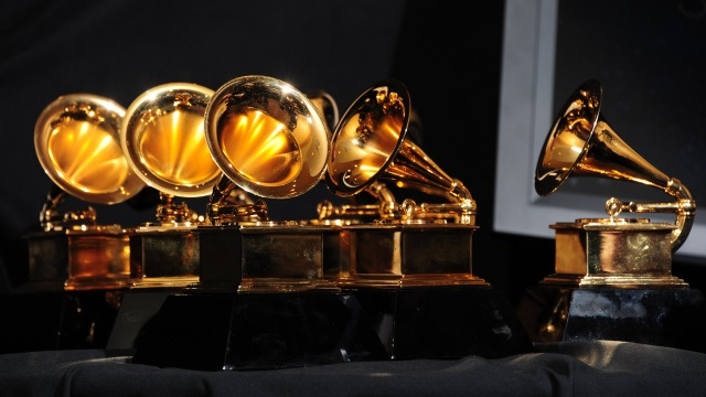 The 63rd Grammys kicked off today with a series of live appearances from the industry's biggest stars . — AFP pic