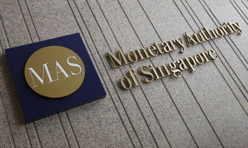 The MAS today confirmed that no bank in the island state received proceeds of the US$3 billion bond issued on behalf of 1MDB by Goldman Sachs, in response to the WSJ's report. — Reuters pic