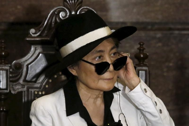 The diary was among items stolen from Lennon's widow Yoko Ono in New York in 2006. — Reuters pic