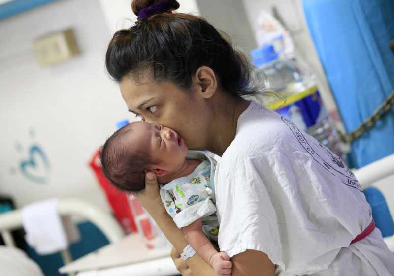 Singaporean woman gives birth to baby with COVID-19 antibodies