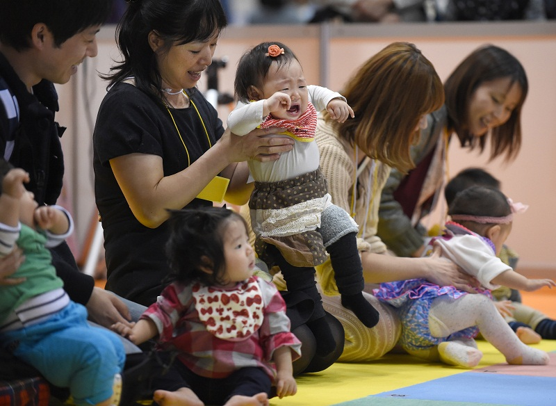 State Welfare, Caring Society and Environment Committee chairman Phee Boon Poh said the operators must ensure that the capacity involved only 50 per cent of the total number of children based on floor space measurement, and social distancing must be practiced in the activity areas. — AFP pic