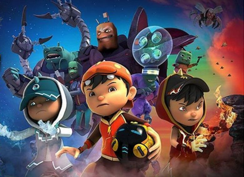 'BoboiBoy: The Movie' will be broadcast on the Tencent Video portal in China, while plans are underway to bring 'BoBoiBoy Movie 2' to China's cinemas in the near future. — Picture from Instagram/BoboiBoy