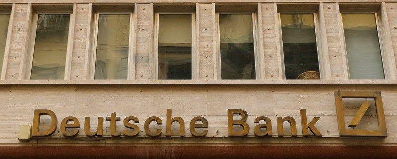 The logo of Deutsche Bank is seen in Naples February 22, 2016. — Reuters pic