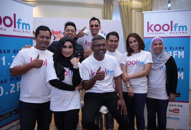 Kool.FM is the fourth radio station under the Media Prima Radio Network (MPRN). — Handout via TheHive.Asia