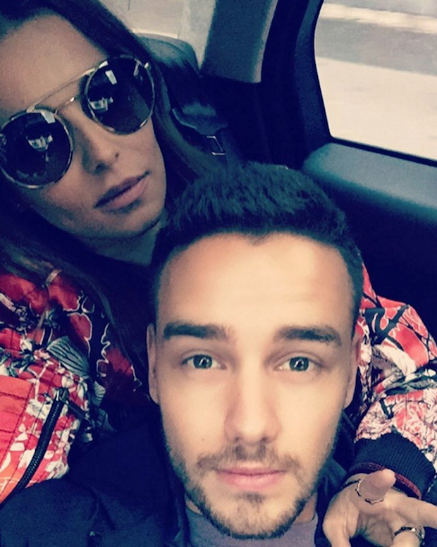 Cheryl Cole and Liam Payne have been dating since February. — Picture via Instagram/FakeLiamPayne