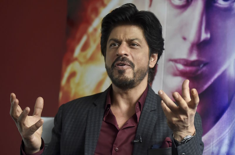 Bollywood actor Shah Rukh Khan was criticised when he was awarded the Darjah Mulia Seri Melaka award in conjunction with the 70th birthday of Melaka Governor Tun Mohd Khalil Yaakob in 2008. — Reuters file pic