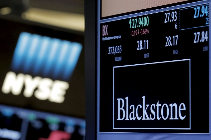 Investment firm Blackstone last year bought a 49 per cent stake in real estate company Hudson Pacific's Hollywood media portfolio. — Reuters pic