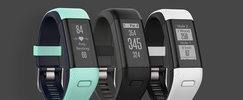 Garmin's Approach X40 golf band. — Picture courtesy of Business Wire