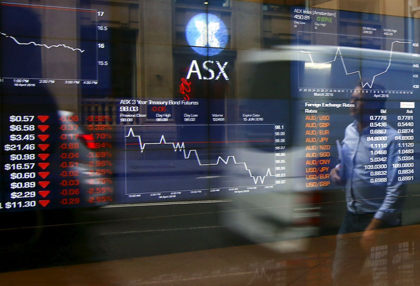 Australian S&P/ASX 200 futures lost 0.22 per cent in early trading. Japan's Nikkei 225 futures were flat, while Hong Kong's Hang Seng index futures lost 0.15 per cent. — Reuters pic