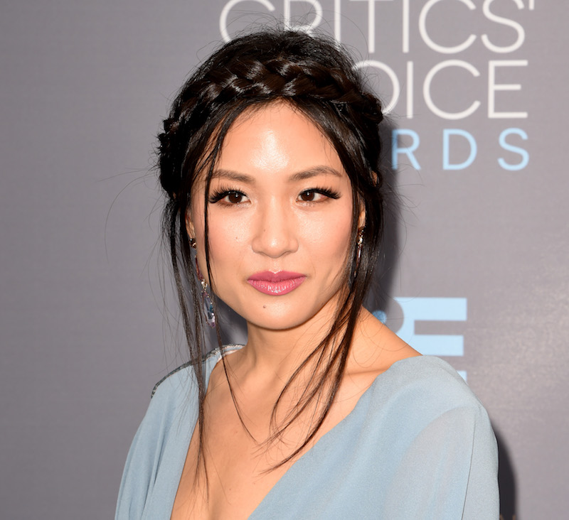 'Fresh Off the Boat's Constance Wu has called the reported attempts at altering Johansson's appearance 'heinous'. — AFP pic