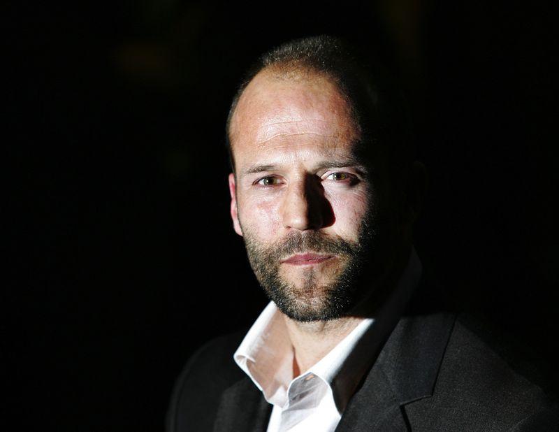 British actor Jason Statham. — AFP pic