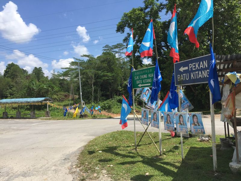 In the village of Pekan Batu Kitang where the population is majority Malay, voters say that BN was well known for aiding villages and is expected to win their support as the riverside village often suffers flooding. ― Picture by Aizyl Azlee