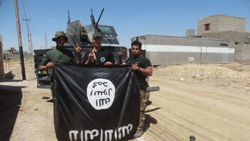 Bilveer noted Katibah Nusantara, the Malay speaking arm of IS, and its declaration of war on the region in May this year, as well as a possibility of the pro-al Qaeda al-Nusra Front linking up with IS. — Reuters pic