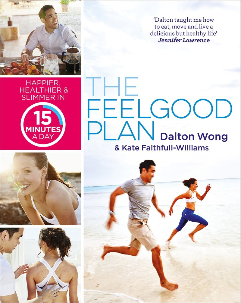 Personal trainer to Jennifer Lawrence, Dalton Wong, has released 'The Feelgood Plan,' to help you be 'happier, healthier and slimmer in 15 minutes a day.' — © All rights reserved