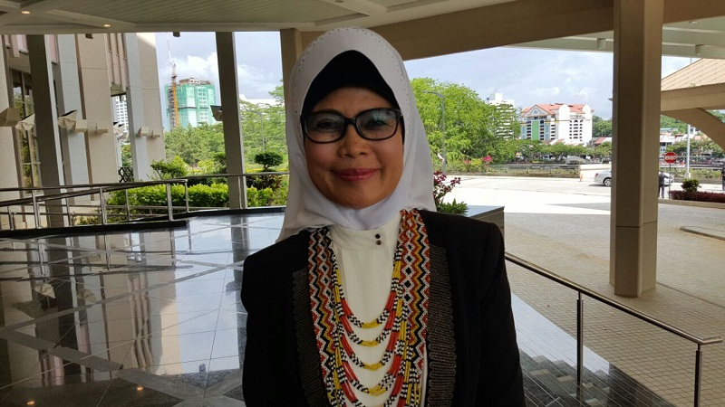 Datuk Seri Fatimah Abdullah pointed out that the move caused anxiety in the people and businesses who are still trying to recover from the Covid-19 pandemic. — Picture by Sulok Tawie