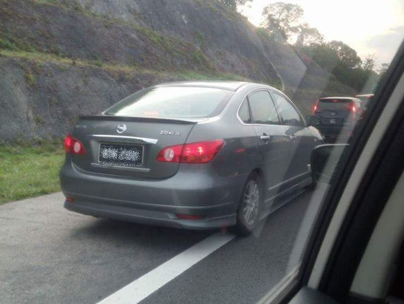 News Straits Times quoted RTD enforcement division chief Datuk V Valluvan Veloo today as saying that the vehicles were identified via videos sent by the public after the incident, which reportedly led to the deaths of two accident victims. — Picture courtesy of Izzat Humaidi/Facebook