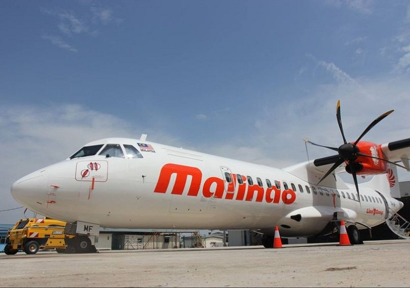 The airline is also expected to reduce its fleet size to five Boeing 737 jets and six ATR turboprops. — Photo via Facebook/ Malindo Air
