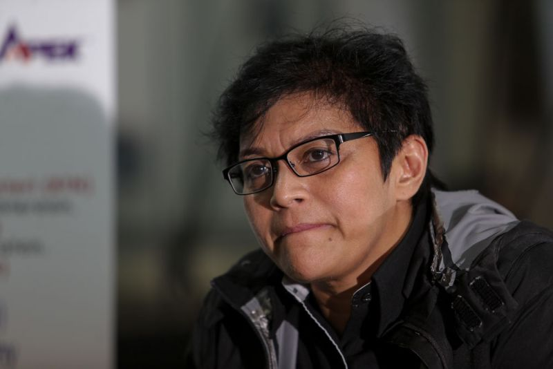 Datuk Seri Azalina Othman Said says the US Department of Justice's civil lawsuit is a 'private' matter which she believes does not require the Malaysian government to step in. ― Picture by Choo Choy May