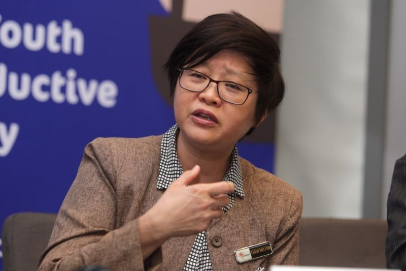 Datin Paduka Chew Mei Fun says turning Penang into a FT requires an amendment to the Federal Constitution, since Article 1(2) states that Malaysia is made up of 13 states. ― Picture by Choo Choy May