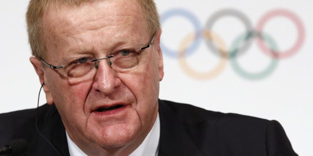 IOC vice-president John Coates publicly berated Queensland Premier Annastacia Palaszczuk over her plans not to attend the event, after her state capital Brisbane was named 2032 host city late yesterday. ― Reuters file pic