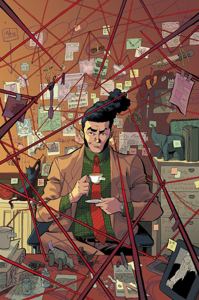 'Dirk Gently's Holistic Detective Agency' went into production in May. — Pic courtesy of Ideate Media