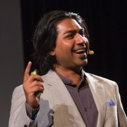 Arvind Ethan David, head of Ideate Media's Los Angeles (LA) operations. — Picture courtesy of Digital News Asia