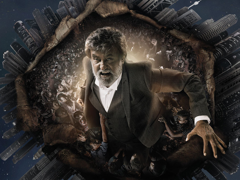 Producer Datuk Abdul Malik is confident that 'Kabali' will collect RM50 million at the local box office. — CinemaOnline pic
