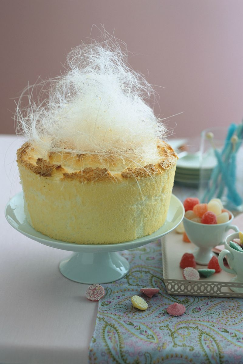 Add sparkling water to cake recipes for a fluffier texture. ― Picture courtesy of 'Opera Lover's Cookbook'/Zester Daily