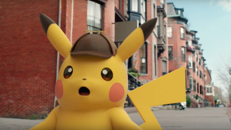 Ryan Reynolds is set to star in the live-action Pokemon movie 'Detective Pikachu'. — Screengrab from YouTube