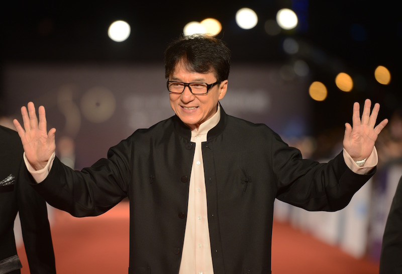 Etta Ng is the estranged daughter of Jackie Chan who was conceived during his affair with former beauty queen Elaine Ng. — AFP pic