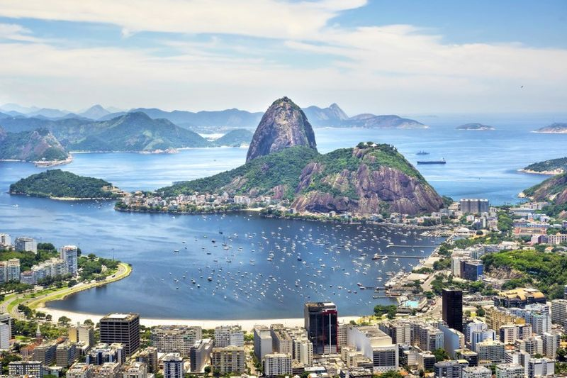 Sugarloaf Mountain in Rio de Janeiro, Ipanema Beach. The most popular neighbourhoods booked on Airbnb include Copacabana, followed by Ipanema, Barra da Tijuca, Leblon and Botafogo. ― AFP pic