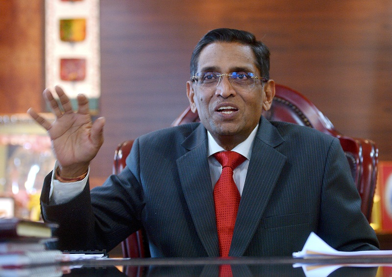 Dr Subramaniam said the counselling would prepare medical students for the workload and stress of a medical career. — Bernama pic