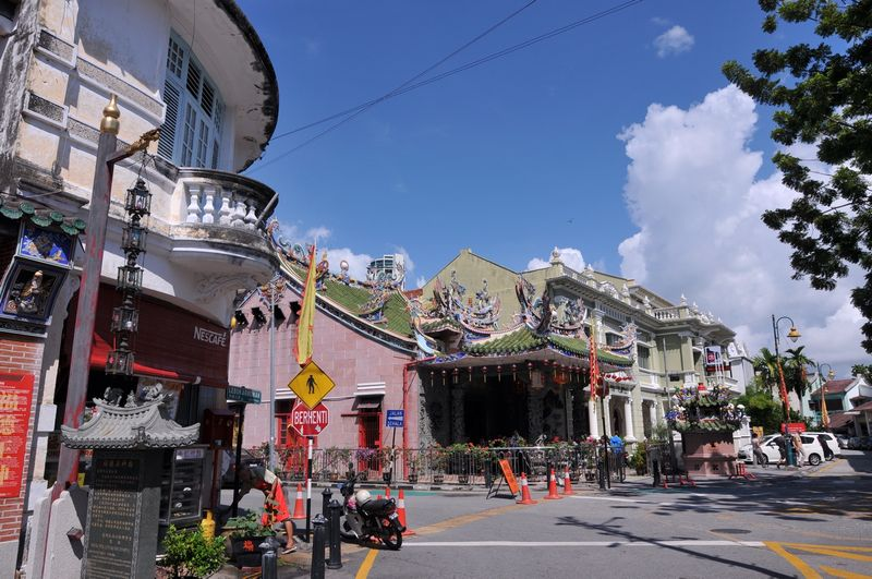 George Town stands to lose heritage status due to NGO meddling, says site manager August 12 2016. — Pictures by KE Ooi