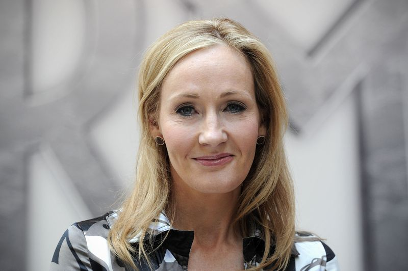 Author JK Rowling is one of those who have fallen foul of 'cancel culture'. — AFP pic