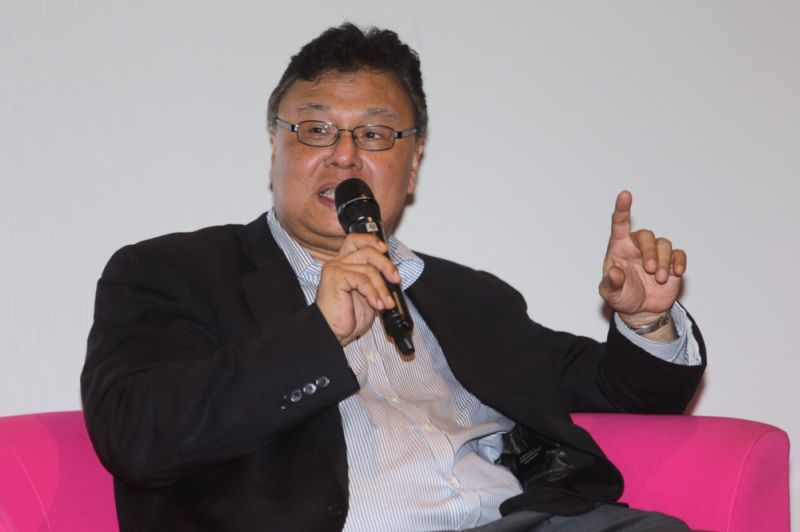 Finas director-general  Datuk Kamil Othman said that the two non-Bahasa Malay film categories created for this year's Malaysian Film Festival may be abolished. ― Picture by Choo Choy May