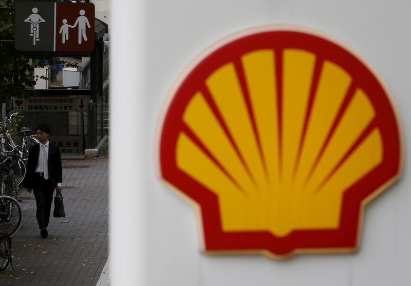 Shell said in a statement that it will face a charge of between US$15 billion and US$22 billion in the second quarter, after reviewing chronic fallout from the deadly Covid-19 outbreak that crashed global demand for energy. — Reuters pic