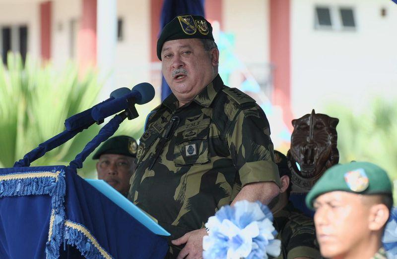 Johor's Sultan Ibrahim Iskandar has espoused the concept of 'Bangsa Johor' to unite the state's residents. — Bernama file pic