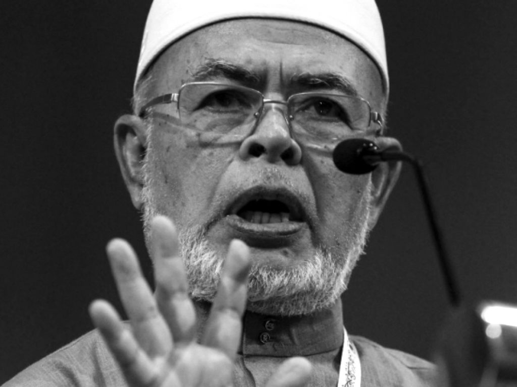 A Johor Baru court denied the police a remand order to further detain a former journalist for an allegedly insulting tweet over the death of PAS spiritual leader Datuk Dr Haron Din (pictured). — File pic