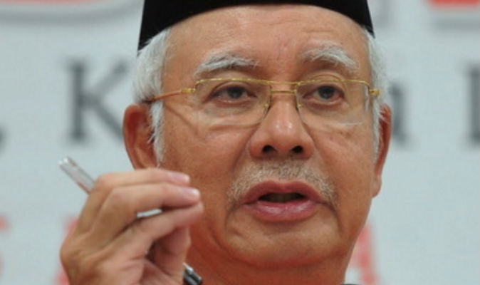 Najib said that national security remains his biggest priority and more resources would be allocated to fight extremism and crime. — Bernama pic
