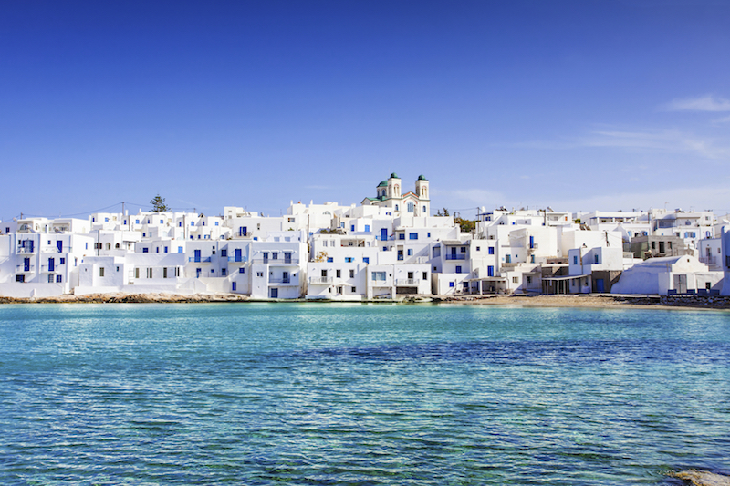 Germany and Britain are the biggest sources of visitors to Greece. — iStock.com pic via AFP