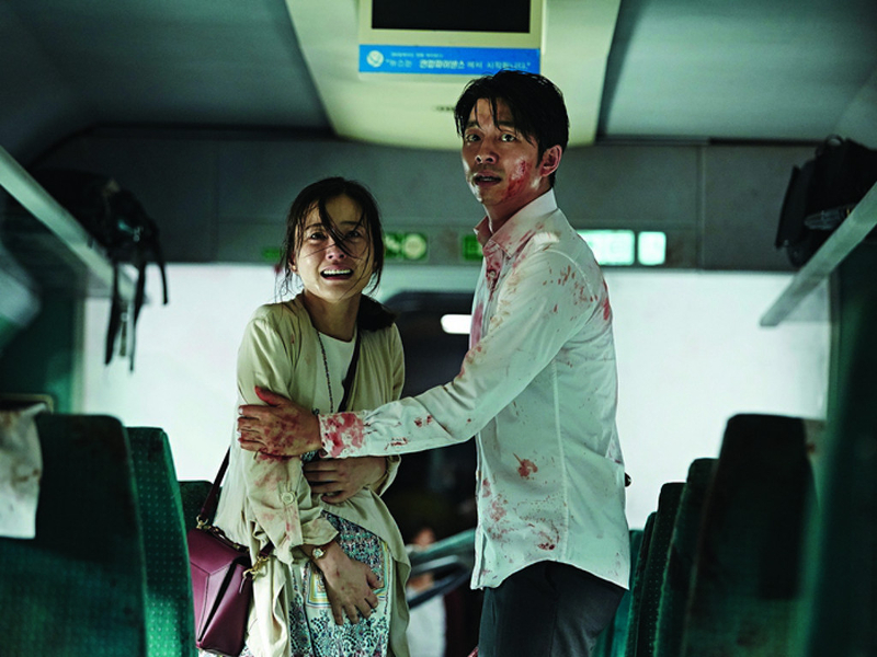 A month after its release, 'Train to Busan' is still a popular choice among moviegoers. — Handout via CinemaOnline
