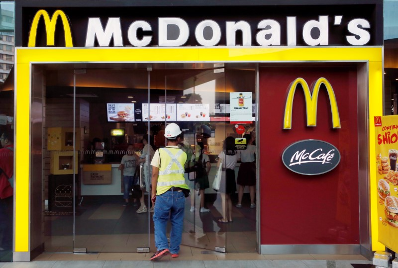McDonald's Malaysia confirmed a policy restricting customers from bringing cakes that are not halal-certified into its restaurants. — Reuters file pic