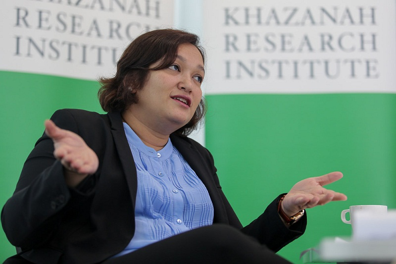 Dr Suraya Ismail said if policy makers do not root the policy based on the context of the different realities people were experiencing, then the target would definitely be missed. — Picture by Choo Choy May