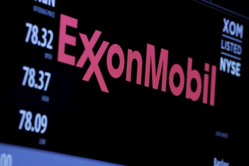 ExxonMobil, which employs 75,000 workers worldwide, has suffered a sharp decline in value that accelerated during the pandemic, and was recently overtaken on Wall Street by renewable energy firm NextEra. ― Reuters pic