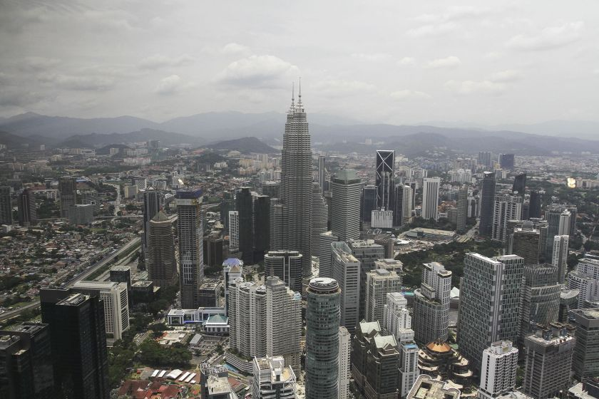 The budget saw an increase of 14.6 per cent or RM146.12 million for development. — File pic